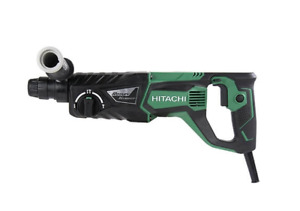 New Hitachi Dh26pf 1 In Sds Plus 3 Mode D Handle Rotary Hammer