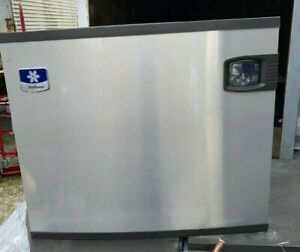 Manitowoc Indigo Series Quietqube Iy1474c 161 Remote Ice Cube Machine Ice Maker