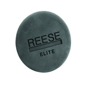 Reese 30136 Gooseneck Trailer Hitch Hole Cover Pop In Ball Lever Safety Chains