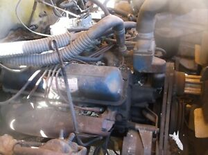 Ford 361 Engine And Transmission