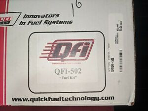 Holley Fuel Injection Quick Fuel Tech Qfi 502 Fuel Injection Fuel Kit System