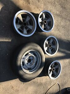 1970 1981 Chevy Z 29 Rally Rims With Trim Rings 15 Inch In Connecticut