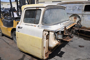 1957 To 1960 Ford Truck Cab Big Window