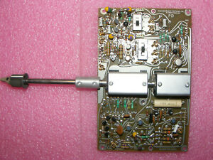 Tektronix 7904 Oscilloscope A10 Calibrator Signal Circuit Board With Knobs