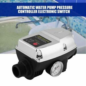 Automatic Electronic Switches Control Water Pump Pressure Controller 110v 10bar