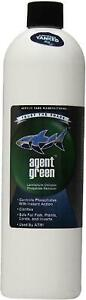 Atm Aquarium Products Agent Green Phosphate Remover Lanthanum Chloride 16 Oz
