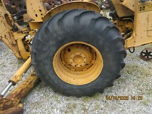 Pair 16 9 X 24 Tractor Tires tires Only