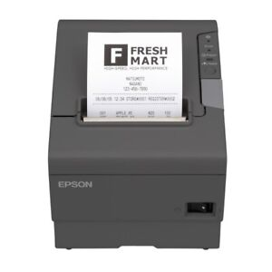 New Epson Tm t88v With Micros Oracle Idn Interface Usb