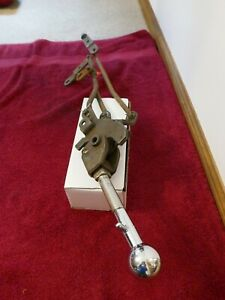 C2 1964 67 Corvette Used Original 4 Speed Manual Shifter With Linkage