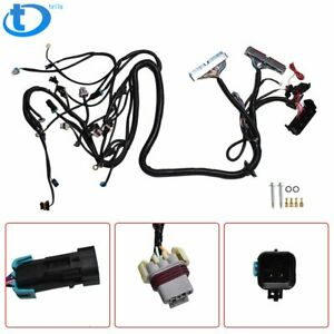 1997 2006 Dbc Ls1 Wiring Harness T56 Or Non electric Tran 4 8 5 3 6 0