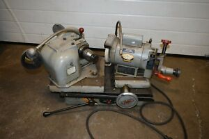 Sioux Tools Inc 680 Valve Face Grinding Machine Grinder