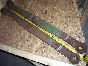 Vintage Oliver 55 Gas Tractor 3 Point Lift Arms Lower weld Repaired