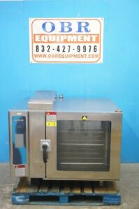 Alto Shaam Combitherm Steamer Convection Combi Oven Model 7 14 Esg sk