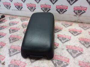 2017 Dodge Charger Oem Center Console Lid Black Leather