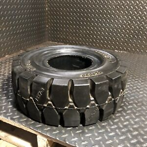 18x7 8 Gs Solid Solid Pneumatic Tire Rim Size 7 Forklift Tires Nashlift