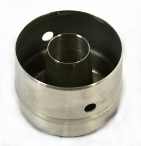 Donut Cutter Stainless Steel Steel W electroplated Finish 3
