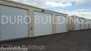 Duro Steel Rv Boat Commercial Self Storage 30x132x16 Metal Building Kits Direct