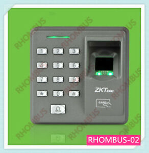 Fingerprint Door Access Controller Id Card Reader Password New Mini Biometric
