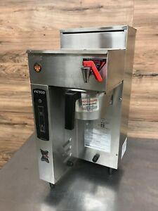 Fetco Extractor Series Cbs 2031ee 0 5 To 1 Gallon Coffee Brewer