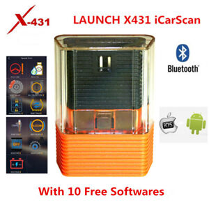 Launch X431 Icarscan M Diag Easydiag Obd2 Code Reader With 10 Free Software