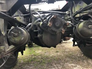 2007 International 9200i Rear front Axle Housing Eaton Ds404 Air Ride