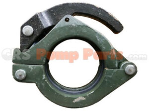 Concrete Pump Parts 3 Clamp Adjustable