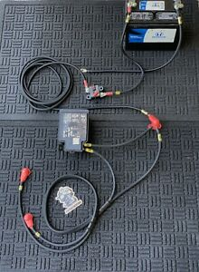 K Series Charge Harness With Battery Trunk Relocation Kit