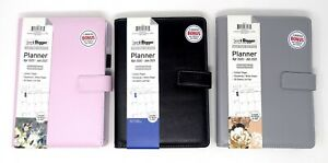 Planahead See It Bigger Apr2020 June2021 Monthly Weekly Planner Agenda Leather