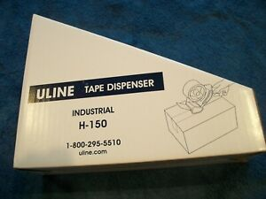 Uline H 150 2 In Industrial Side Loader Tape Gun Dispenser Hand Held New