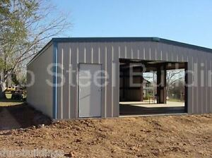 Durobeam Steel 40 x60 x16 Metal Diy Building Kit Made To Order Workshop Direct