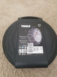 Thule Cg 9 102 Low Profile Snow Chains