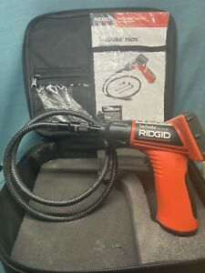 Ridgid See Snake Micro Inspection Camera Kit