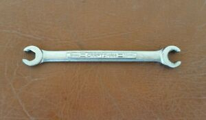 Craftsman Metric Flare Nut Wrench V 44175 Usa 9mm X 11mm