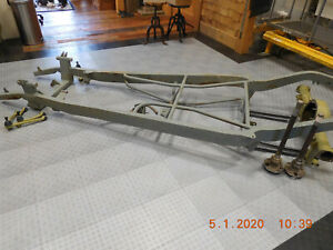 1933 Willys Chassis Frame Hot Rod Street Rod
