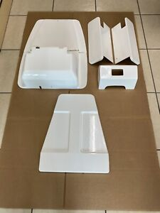 Belmont Dental Chair Mdl Bel 20 Full Set Pump Cover Set 6 Pieces