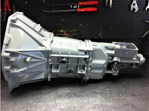 Ford Mustang T45 5 Speed Transmission Dyno Tested