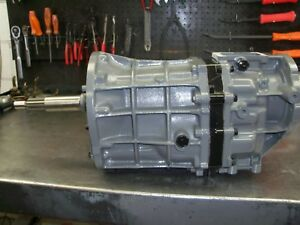 Jeep Ax15 5 Speed Transmission Dyno Tested