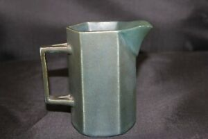 Rookwood Blue Green pitcher 1919 Design 2494