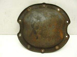 Used Gm 1970 S Olds 10 Bolt Rear End Cover