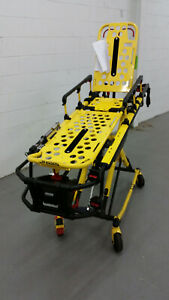Spring Sale Refurbished Stryker Mx pro Ambulance Stretcher Incl New Mattress