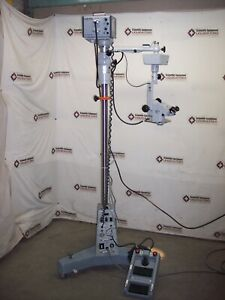 Carl Zeiss Opmi 6 sf Operating Microscope