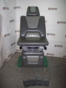Ritter 75 Special Edition Power Exam Table Chair Model 119