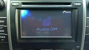 2012 Camry Audio Equipment Radio Display And Receiver Am fm cd