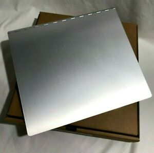2 Pack New Saunders 1 Three Ring Aluminum Binder 12530 Heavy Duty Binder