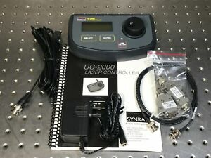 Uc 2000 Universal Laser Controller For All Synrad Co2 Laser Systems Rf Pwm 48