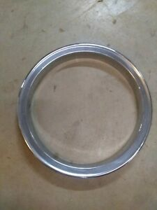 16 Inch Stainless Steel Trim Ring 1 15 16 Inch Deep