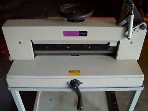 Triumph Manual Paper Cutter