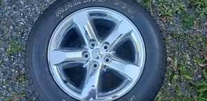 20 Inch 2006 2007 2008 Dodge Ram 1500 Truck Oem Chrome Alloy Wheel Rim 2267 B