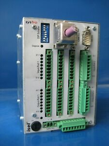 Used Isel Automation Can sk Modul 393133 Systro