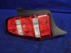 2010 2012 Ford Mustang Driver Left Lh Taillight Tail Light Lamp Oem Coyote 5 0